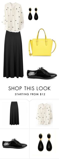 """Sin título #4"" by vanessaburbano on Polyvore featuring moda, Ally Fashion, Kate Spade, women's clothing, women, female, woman, misses y juniors"