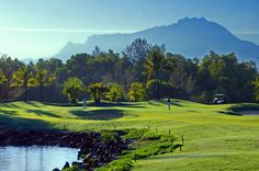 Dalit Bay Golf & Country Club, Hole 11  Kota Kinabalu