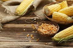 Corn (Maize): Health Benefits, Side Effects, Fun Facts, Nutrition Facts and History Evening Snacks, Afternoon Snacks, Maple Mustard Salmon, Healthy Corn, Corn Maize, Tofu Curry, 200 Calorie Meals, Pickled Beets, High Protein Recipes