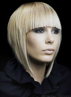 Nothing found for Haircuts Hairstyles Medium Sculpted Blonde Bob Hairstyle Blonde Bob Hairstyles, Spring Hairstyles, Hairstyles Haircuts, Bob With Fringe Bangs, Bob Haircut With Bangs, Bob Bangs, Haircut Styles, Pixie Long Bangs, Thick Bangs