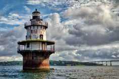 """Hog Shoal Island Lighthouse Go to http://iBoatCity.com and use code PINTEREST for free shipping on your first order! (Lower 48 USA Only). Sign up for our email newsletter to get your free guide: """"Boat Buyer's Guide for Beginners."""""""