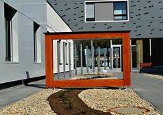 Léčivé zvonkohry Music Garden, Garage Doors, Healing, Outdoor Decor, Home Decor, Decoration Home, Room Decor, Home Interior Design, Carriage Doors