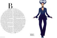 Bilderesultat for tyra banks fashion  shoot