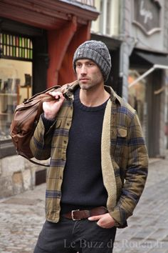 surchemise pull bonnet timberland hiver 2013 2014
