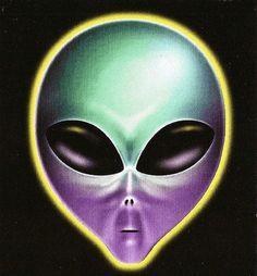 Tumblr Cosmos, Alien Emoji, Alien Encounters, Grey Alien, Aliens And Ufos, Alien Art, Science Fiction, Sci Fi, Gifs