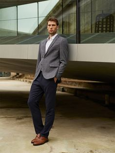 look commercial homme