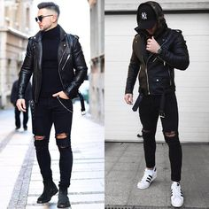 """7,019 Likes, 37 Comments - StreetStyle Gents™ (@streetstylegents) on Instagram: """"Style by: @thatkris Whatcha say 👍 or 👎? Leave a comment 👇 📩 DM for Shoutouts ➖➖➖➖➖➖➖➖➖➖➖➖➖➖➖➖"""""""
