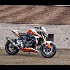 Orange white GSR