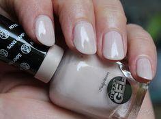 Zimtschnute | Beauty & Kosmetik Blog: [Neu bei Rossmann] Sally Hansen Miracle Gel