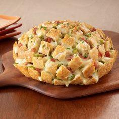 Pão Italiano de Alho - http://comsaborperfeito.com/2014/05/07/pao-de-alho-com-queijo-e-pao-italiano-de-alho-com-bacon/