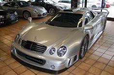 1997 Mercedes-Benz CLK GTR [2000x1330] via Classy Bro