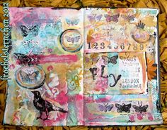 froebelsternchen: ART - JOURNAL