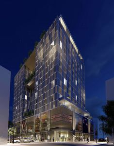 YIMBY has the scoop for a new residential apartment tower coming to Newark New Jerysey by Strategic Development Partners, dubbed Vibe. Real Estate Development, Multi Story Building, Campaign, Tower, Content, How To Plan, Medium, Rook, Computer Case