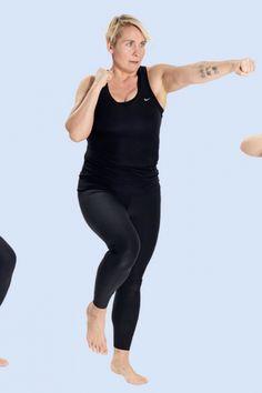 health fitness - Kom i super form Nemt træningsprogram, der kun tager 12 minutter Best Weight Loss, Weight Loss Tips, Joe Dispenza, Massage, Senior Fitness, Military Diet, Human Services, At Home Gym, Workout