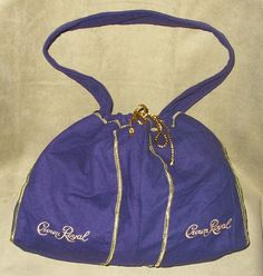 Crown Royal Bag Blanket Pattern | Crown Royal Bag Crafts