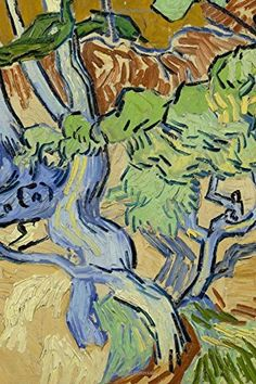 BLANK / UNRULED NOTEBOOK Tree roots, Vincent van Gogh: Blank Journal / notebook / composition book, 140 pages, 6 x 9 inch (15.24 x 22.86 cm) Laminated by Studio Beeker http://www.amazon.com/dp/1519533446/ref=cm_sw_r_pi_dp_IoBFwb1VTZ2TF