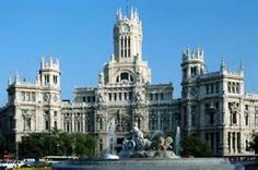 Residence of the king and queen of Spain.