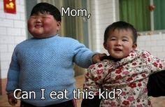 Please mom…