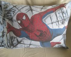 SALE Spider-man Pillowcase