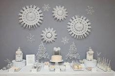 Let It Snow Guest Dessert Feature | Amy Atlas Events