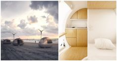 This Solar Powered Ecocapsule Allows You To Live Off The Grid  Anywhere In The World