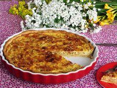 Mis recetas de cocina: Tarta de cebolla http://www.pinterest.com/sabellamc/thermomix-quiches-tartas-saladas/
