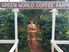 グリーン・ワールド・コーヒー・ファーム@ノースショア