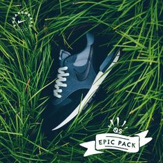 #nike #epicpack #sneakerbaas #baasbovenbaas  Nike Air Epic- Nike season never stops, this is a fresh pack filled with 4 colorways. They know how to end the summer in style.  Now online available   Priced at 119.95 EU   Men Sizes 38.5 - 47.5 EU