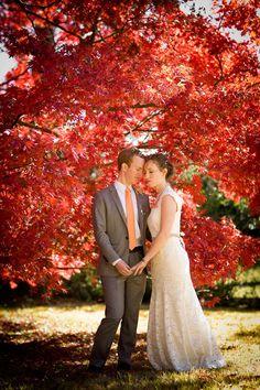 Intimate Rustic Wedding