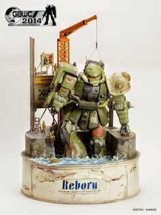 GBWC 2014 All Participating Countries' Finalists - Gundam Kits Collection News and Reviews