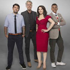 Watch The Taste TV Show - ABC.com.Anthony Bourdain,so cool