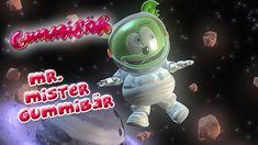 Gummibär - Mr. Mister Gummibär - Official Video Gummy Bear Song, Cartoon Songs, Funny Bears, Music Videos, Youtube, Bear Songs, Feelings, Grandkids, Dance