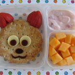 Fox bento box lunch by Bento Lunch