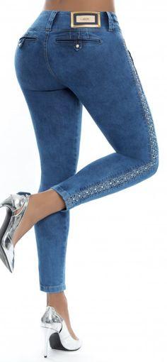 Estilo Denim, Curvy Jeans, Colored Jeans, Jeans Pants, Bell Bottom Jeans, Skinny Jeans, Papi, Farmer, Sexy