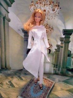 OOAK-Silkstone-Vintage-Barbie-Handmade-Fashion-Royalty-Poppy-Parker-by-Mary