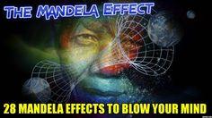 The Mandela Effect - Top 100 Mandela Effect. by JimCarreyOnAir The Mandela effect is evidence of implanted memories or parallel unive. Mandela Effect, Watch Youtube Videos, The 100, Movie Posters, Live, Top, Film Poster, Billboard, Crop Shirt