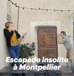 Activités originales et bonnes adresses à Montpellier Montpellier, Blog Voyage, France, Jackets, Down Jackets, Jacket