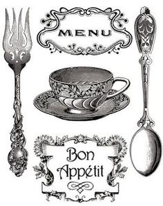 To transfer images and decoupage Images Vintage, Vintage Diy, Vintage Labels, Vintage Ephemera, Foto Transfer, Transfer Paper, French Typography, Etiquette Vintage, Graphics Fairy