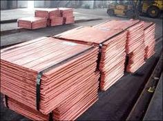 Copper Cathodes - 4 - Ushdev International Limited