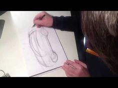 Sketching together cars