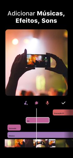 ‎InShot Editor de Vídeo Música na App Store Android Video, Best Android, Android Apps, Boom Music, Add Music, Tela Do Iphone, Google Play, Video Editing Apps, Screen Recorder