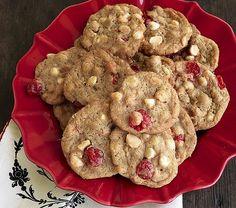 Paula Deen's Cherry Chocolate Chip Cookies