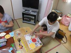 洗濯ばさみパッチン ➁作り方編   手作りおもちゃ  『遊月』 あそびつき How To Make, Home Decor, Decoration Home, Room Decor, Interior Decorating