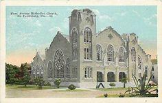 Saint Petersburg, Florida, First Avenue Methodist Church