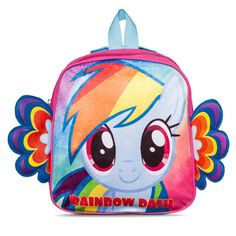 FAB My Little Pony Backpack 10