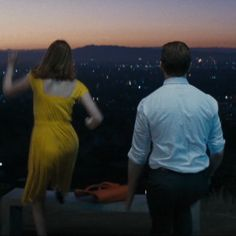 Is this the start of something wonderful and new? Watch the exclusive new #LALALAND teaser trailer featuring the song CityOfStars. Starring Ryan Gosling & Emma Stone, and in theaters this December.