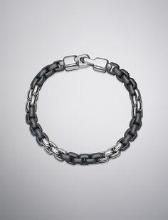 David Yurman Men's Rally Chain Bracelet at London Jewelers!