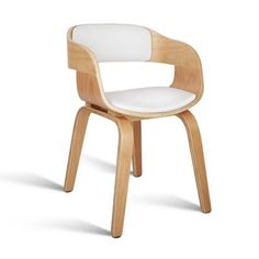 Buy Now Silas Dining Chairs Smiling Design Wooden Kitchen Café Bar Natural Designer White Dinning Chairs, Wooden Dining Chairs, Leather Dining Chairs, Fabric Dining Chairs, Dining Furniture, Upholstered Chairs, Patchwork Chair, Dining Room Office, Plywood Chair
