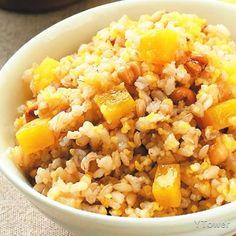 五味保健飯食譜 - 種子核果類料理 - 楊桃美食網 專業食譜