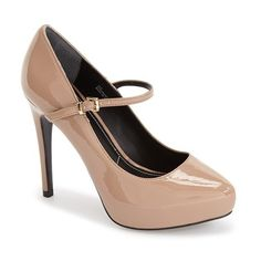 f75d231e8f22 Charles by Charles David  Faye  Mary Jane Platform Pump (Women)